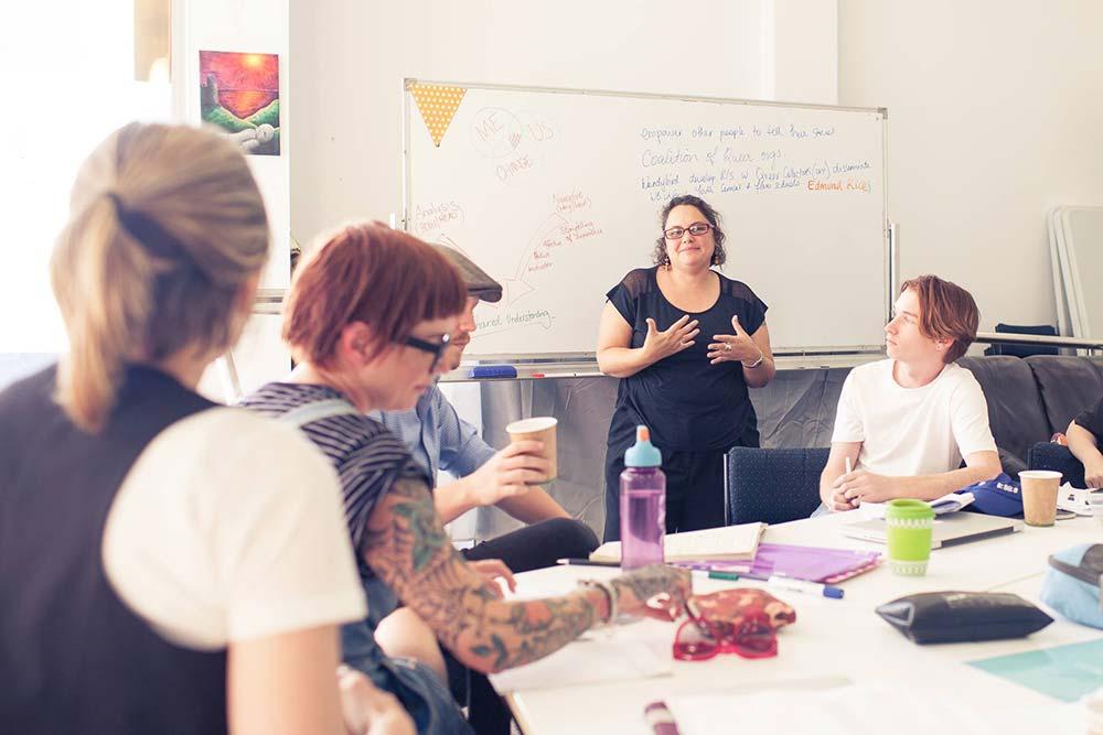 LGBTIQ+ Workplace Cultural Competency (TWCC)